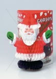 Bar Stand with Santa <br> Brand: Gordon